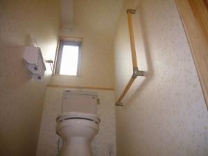 メーターモジュールのトイレ