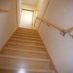 16段上がりの階段