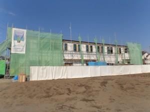 新築工事 造作工事